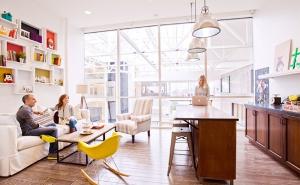Foto: -  Büro: Airbnb meeting room