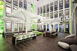 Foto: Dan Pearlman Architects Büro: MTV Headquarter Berlin