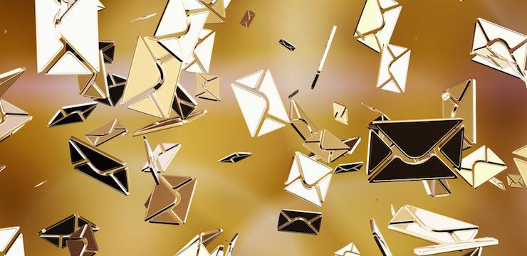 Die 5 goldenen Regeln im E-Mail Marketing