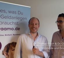 Der Corporate Startup Award Gewinner des Jahres 2015 – Vaamo