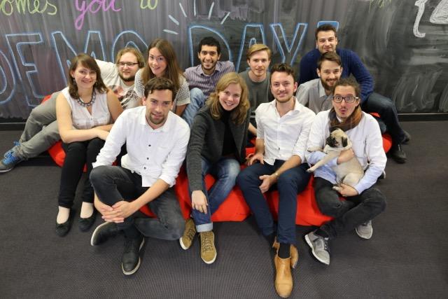 Burda Bootcamp Corporate Innovation Safari