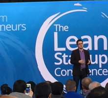 Lean-Startup Konferenz 2015: Lernen von Entrepreneuren