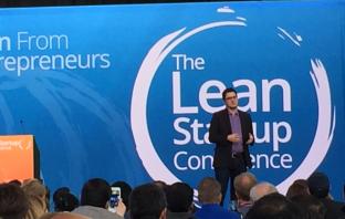 Eric Ries Lean Startup Konferenz