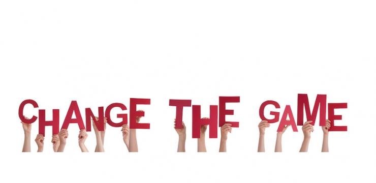 Game changing – Die Kunst zu gewinnen!