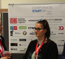 Corporate Startup Award Gewinner 2016 – Drägerwerk AG & Co. KGaA