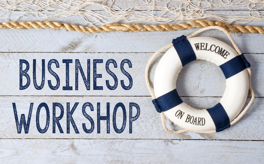 Business Workshop - Welcome on Board