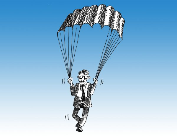 Der Parachuting Boss – Micro vs. Macromanagement